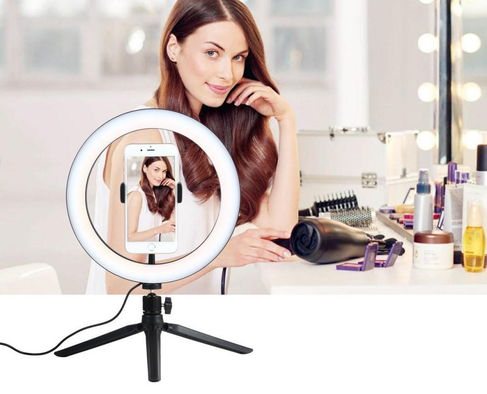 best small ring light